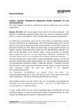 [PDF] Pressemitteilung: engram realisiert interaktives Augmented Reality Webgame für die OScommunity.de