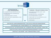Die Vorteile der CRM-Lösung brixxCRM für kleine Unternehmen