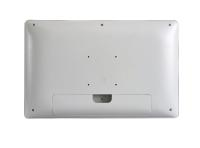 Canvys True Flat G Series - rear view with cable cover