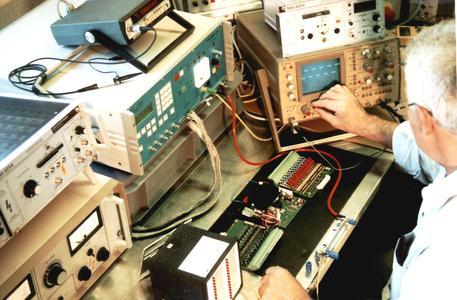 Das EMV-Messlabor bei Unitro-Fleischmann garantiert einen hohen Qualitätsstandard