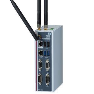 Axiomteks Din-rail Field Controller ICO310