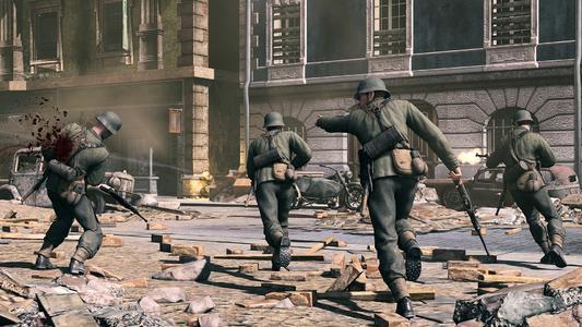 Sammler aufgepasst: Sniper Elite v2 Collector's Edition nach Ostern...