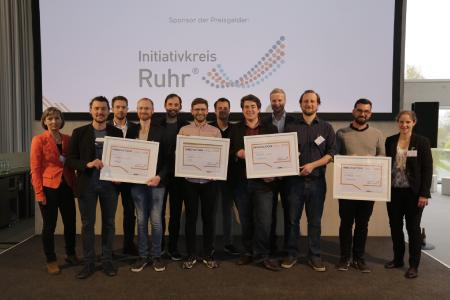 Gewinner Innovation Day 2018