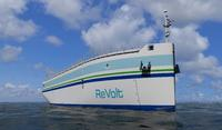 ReVolt - DNV GL offer a glimpse at the next generation of short sea shipping