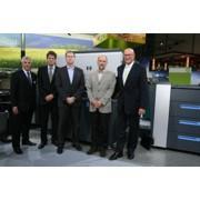 Drei neue HP Indigo 7000 für die Infowerk AG