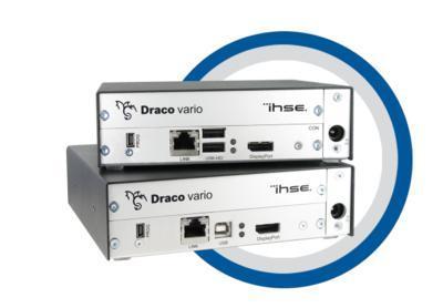 Les nouveaux extendeurs IHSE 4K Cat X et Fibre intègrent l'audio numérique, le RS232 et l'USB-HID pour les écrans interactifs distants et les terminaux utilisateurs