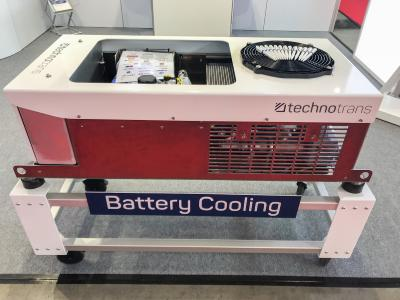 technotrans Batteriekühlung
