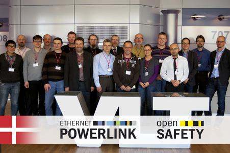 : At the beginning of March 2013, members of the EPSG openSAFETY workgroup met in Gråsten, Denmark, for their most recent meeting on electric drive technologies.
