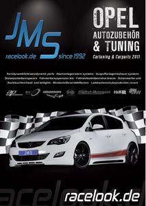 Jms Racelook Opel/Vauxhall Tuning- & Stylingcatalog 2011