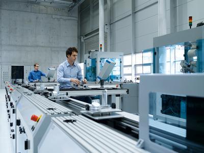 MPS® Transfer Factory at the University of Stuttgart