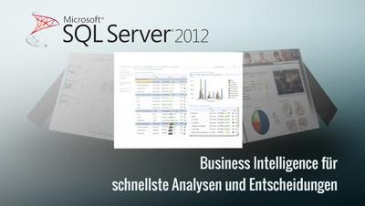 Für kluge Köpfe: Business Intelligence mit Microsoft SQL Server 2012