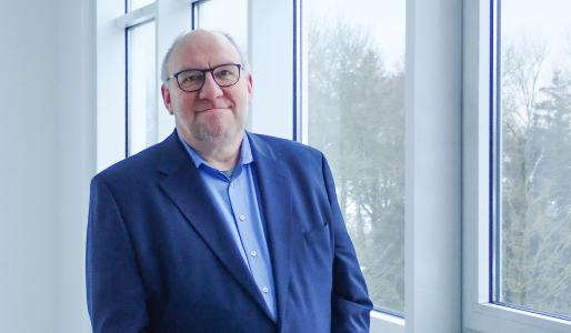 Roland Käferig ist der neue Ansprechpartner für die Bluezero-Technologie in Mittel- und Westdeutschland.