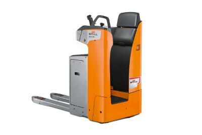 Der SXH 20 spielt sein Können bei einer zügigen Be- und Entladung von Lkw oder beim schnellen Horizontaltransport aus / Foto: STILL GmbH