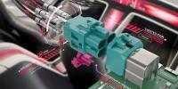 H-MTD®-Steckverbinder von Rosenberger im Automobil-Bordnetz