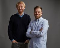 Das Gründerteam Thomas Hagemann und Johannes Plehn