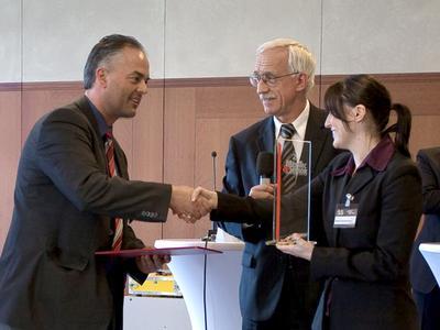 MesstecMasters Award
