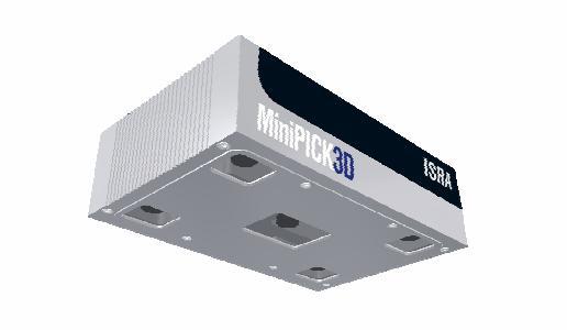 Für besonders kleine Objekte wird die IntelliPICK-Familie das MiniPICK-System anbieten.