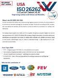 ISO 26262 USA Agenda – P2