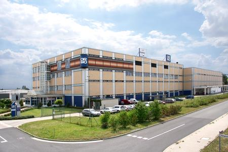 ORWO Net Firmengebäude