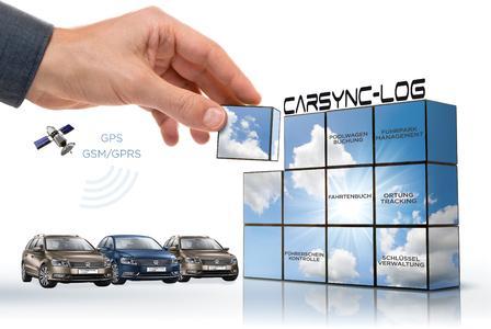 Fahrtenbuch Management System CarSync-Log - Modulare Funktionen