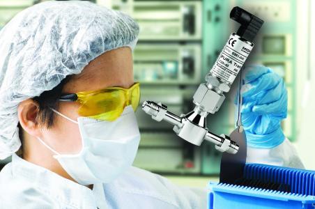 Anwendung des Pura Spurenfeuchte Transmitters in der Halbleiter Industrie