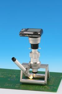 Für einen sicheren Stand - das Mikroskope 2034 mit Stativ