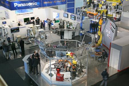 EuroBLECH - New Technologies - Neue Technologien