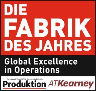Fabrik des Jahres Benchmark-Wettbewerb