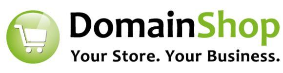 Logo DomainShop