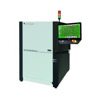Viscom to premier new and ultra-fast budget AOI system S3088 QC at NEPCON South China 2013
