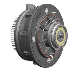 WWD1 gearbox CAD