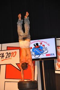 Robert Choinka - 2. Platz - IFA-Künstlerpreis - 06