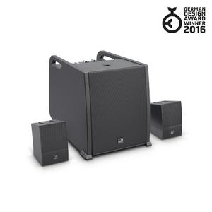 CURV 500 AV Set: great sound - can be installed