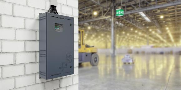 CLS Fusion von Inotec Sicherheitstechnik für Industriebauten