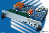 Kontron premieres CompactPCI board based on dual 45nm quad-core Intel® Xeon® processors