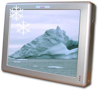 Solocon UniDat, Industrie PC für den Tiefkühlbereich