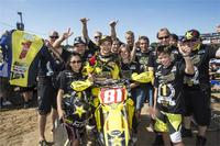 HSU EMX125 Champion as Coldenhoff Returns