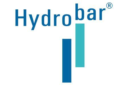 Hydro Logo / Die Hydrobar Hydraulik und Pneumatik GmbH bedient ihre Kunden im Bereich Wartung und Service von Industrieanlagen
