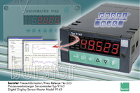New Small-Sized Digital Indicator Provides Large Range of Functions