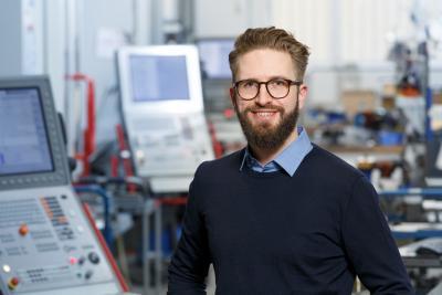 Marco Bauer, Gründer und Geschäftsführer der BAM GmbH , Quelle: BAM