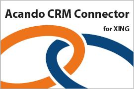 Acando CRM Connector for XING