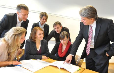 Leadership in der Veränderung / Foto: RheinAhrCampus