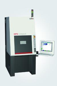 MPS Compact – die Komplettlösung zum Laser-Kunststoffschweißen