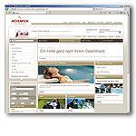 Guter Start in den Urlaub: Mövenpick Hotels & Resorts relauncht Online-Plattform mit CONTENS