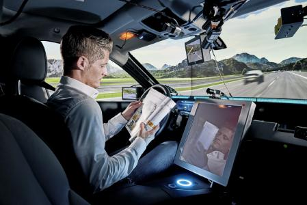 Der Fahrer wird zum Nutzer – das erfordert intensives Testen