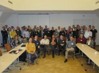 Die Teilnehmer des letztjährigen GfSE Workshops / Bildquelle: GfSE e. V.