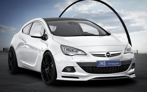 Astra J GTC Tuning & Styling from JMS