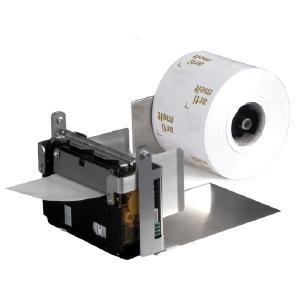 Spezialausrüstung gegen Klebereste von Linerless Papier