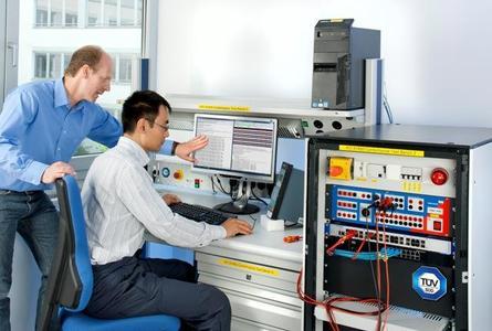 TÜV SÜD-Testlabor für die Energiewende akkreditiert