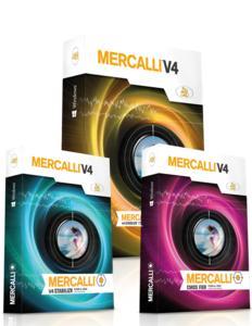 3 D Mercali V4 Edius Suite